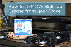 How to Remove Grease