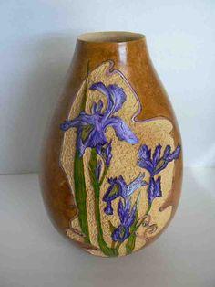 Iris gourd