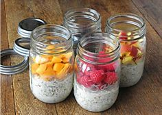 No-Bake, Dairy-Free, Sugar Free Overnight Oats   Tasty Kitchen: A Happy Recipe Community!