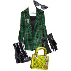 Untitled #233 by be-marta on Polyvore featuring N°21, Christian Dior and Gucci