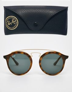 Image 2 - Ray-Ban - Gatsby - Lunettes de soleil rondes