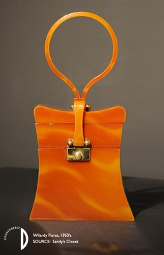Wilardy Purse, 1950's.    Source: Sandy Littman's Closet