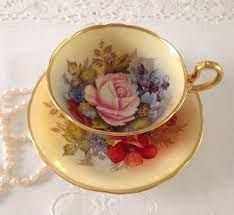 Image result for Saint Shelley Gracie cup & saucer