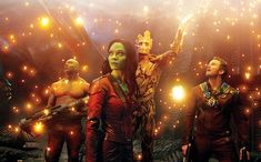 The tenth movie in the Marvel studios doesn't depart wildly from the company's narrative formula: The wounded hero, the team-of-misfits-who-...