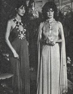 1970's Azzaro With Glitter…Birkin and Bardot