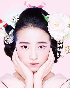 """日本女性の品格と少女のようなあどけなさを併せ持った""""舞妓さん""""のようにきらめく女性を作るコスメブランド『MAIKOHAN(舞妓はん)』。ニッポンの女性のための、ニッポンのビューティーコスメです。"""