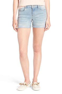 Two by Vince Camuto Five Pocket Denim Shorts