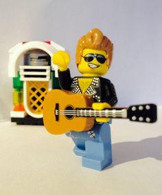 U gotta have faith a faith a faith!! Bayyyybbbbe! George Michael  Lego