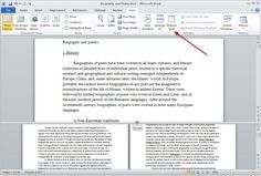 10 Tips for Microsoft Word & Excel