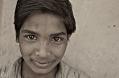 A kid from Dewas, Madhya Pradesh, India #03 by Ravinder Nain, via 500px
