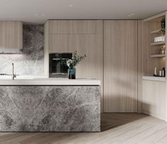 Spacious kitchen design in Botanical, our multi residential project located in Malvern. Render by @mr.p_studios #botanicalbystudiotate #multiresidential #design #interiordesign #spacious #kitchen #render #interiorarchitecture @marshallwhite @canyon
