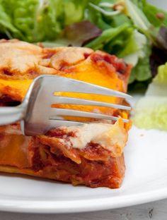 Vegan Pumpkin Lasagne with Cashew Cheese