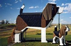 FIDO Friendly Dog Bark Inn, Idaho.