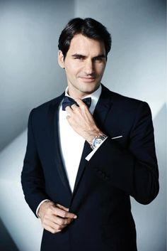 Twitter / Sofia__RF: Roger Federer and new Rolex ...