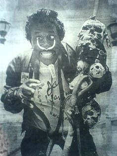 Screamin Jay Hawkins, Ice Cream Man