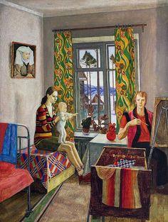 Картина дня: «Семья художника» - ВОС