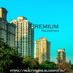 Call : +91- 9833168189  For any apartment at Hiranandani.  #hiranandani_meadows