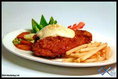 Italian Chicken @ California Grill