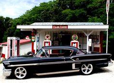 Chevy Impala 1958