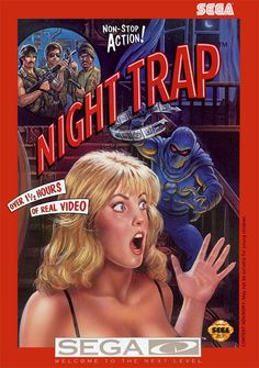 25th Anniversary: Night Trap by Digital Pictures #gaming #games #gamer #videogame #video #game #gamers #Retrogame #retrogamer #retrogames #retrogaming