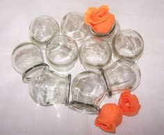 massage cupping jars for Chinese massage therapy