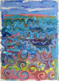 Curly Sea Shore | Ruth Dronsfield