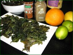 Dehydrator recipe for kale chips