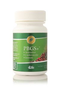 PBGS+ Antioxidant formula that combines the power of pinebark and grapeseed extract.  http://7690100.4life.com