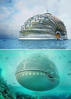 #Dubai Hotel under water, anyone?