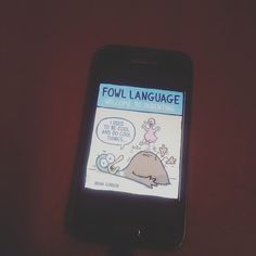 Sleepywolfread: Fowl Language: Welcome to Parenting de Brian Gordo...