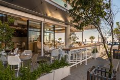 From fine-dining eateries to casual locales and buzzing after-dark joints, these are our favourite restaurants in Sea Point, Green Point, and Mouille Point. Best Vegan Restaurants, V&a Waterfront, Harbor House, Whole Earth, Good Housekeeping, Best Breakfast, Bar, Great View, Coastal Living