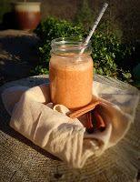 Carrot Cake Kefir Smoothie: A RiddleLove Recipe Hack ~ KJ Gracie