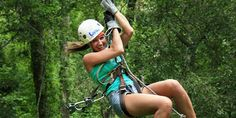 Best Places to Zip Line #Caribbean #Travel #Vacation