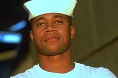 cuba gooding jr movies | Cuba Gooding, Jr., who plays Dorie Miller in Pearl Harbor