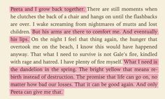 Dandelion in the spring. LOVED THIS. I kept reading and re-reading this because it's so beautiful. :')