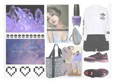"""Dance Practice Fashion"" by adnqmu on Polyvore featuring mode, Retrò, Gurhan, Topshop, adidas, NIKE, Casetify en Wildfox"