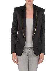 Balmain Women - Coats & jackets - Blazer Balmain on YOOX
