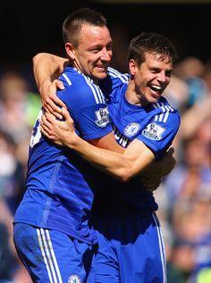 Cesar Azpilicueta Photos - Chelsea v Crystal Palace - Premier League - Zimbio