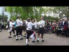 Brighton Day Of Morris Dancing, 20th May, 2012 - YouTube