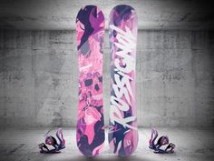 Rossignol 14/15 Justice Snowboard Design