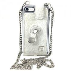 Funda iPhone 8 elegante piel de pata de avestruz Blanco. Finger 360 #funda #avestruz #anticaidas #anillo #Finger360 #piel #blanco #8 #iphone8