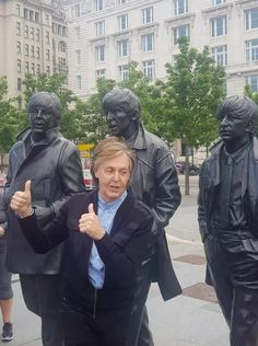 Paul back in Liverpool 6/2018