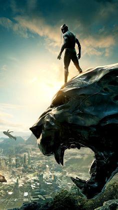 Marvel Dc Comics, Marvel Heroes, Marvel Characters, Marvel Movies, Marvel Avengers, Deadpool Comics, Black Panther 2018, Black Panther Marvel, Black Panther King