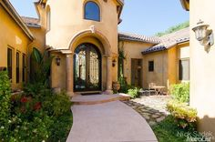Magnificent mediterranean #house in Granite Bay, #CA