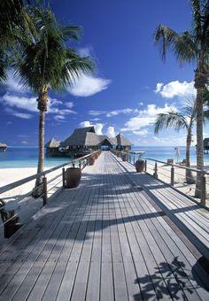 | Bora Bora Nui Resort, Bora Bora, French Polynesia - soon please! I'm ...
