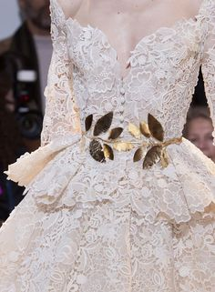 Couture| Serafini Amelia| Romantic Flora Trend Zuhair Murad Spring Summer 2014