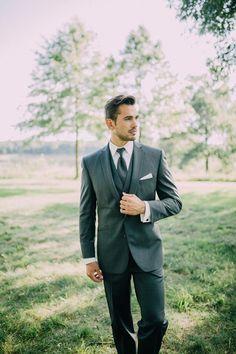 Dark Grey Charcoal Tuxedo by Savvi Formalwear St. Louis Groom's Wedding Ceremony Suit Source by Grey Tux Wedding, Dark Grey Weddings, Charcoal Wedding, Wedding Suits, Wedding Tuxedos, Wedding Groom, Dark Grey Tuxedo, Dark Gray Suit, Tuxedo For Men