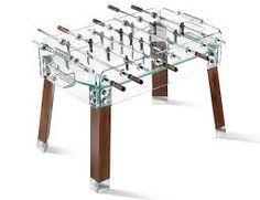 Contropiede Foosball Tbl Wal Clr by Teckell Casa Rock, Man Cave Accessories, Baby Foot, Dump A Day, Table Games, Game Tables, Pool Table, Toys For Boys, Game Room