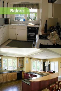 It is indeed true that beauty is in the eye of the beholder. Some things could look beautiful for us but not pleasing for others. There are some things tha #RemodelingBeforeandAfter