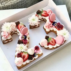 Fancy Cake uploaded by Rhea Pualengco on We Heart It – Cupcakes 2020 Beautiful Cakes, Amazing Cakes, Fancy Cake, Cake Recipes, Dessert Recipes, Number Cakes, Let Them Eat Cake, Cake Designs, Just Desserts